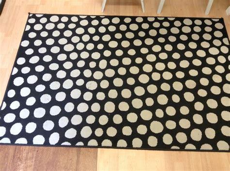 black rug with white polka dots black white polka dot rug ikea home decor dots rugs and polka dot rug
