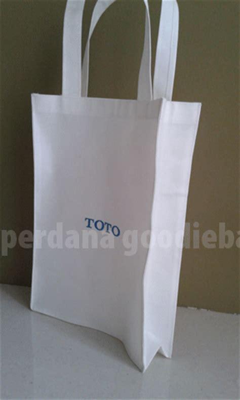 Tas Promosi Usaha Serut Sablon tas sablon promosi toto perdana goodie bag