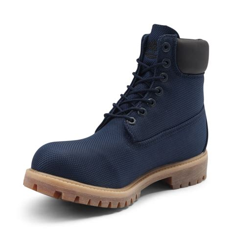 mens timberland 6 classic boot blue 531616