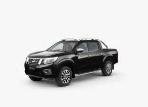 Ww Nissan Nissan Navara 2017 Range Specs Pricing