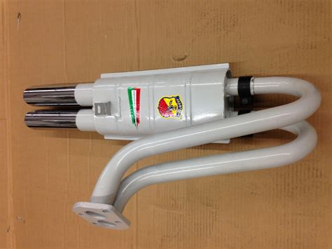abarth exhausts new stock