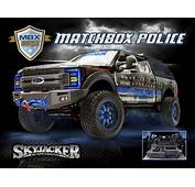 MBX350 Matchbox Police Ford Super Duty Concept Comes To