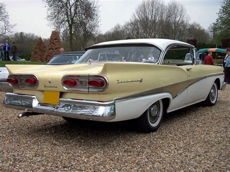 1958 ford coupe 1958 ford fairlane 500 coupe