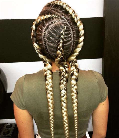 extention braid hairstyles 31 ghana braids styles for trendy protective looks