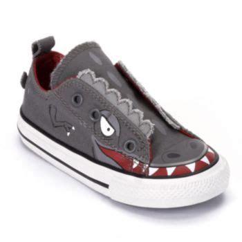 Converse All Kiddos Black converse chuck all dinosaur shoes for toddler