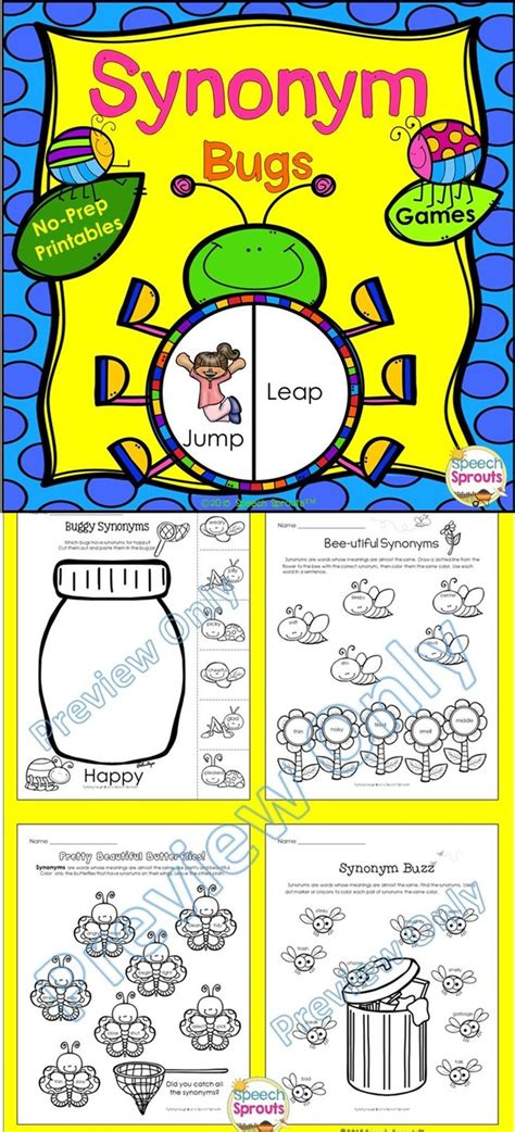 themes synonym 1000 images about spring theme speech therapy fun on