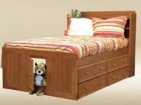 Captains Bed Furniture Captains Bed Captains Bed An
