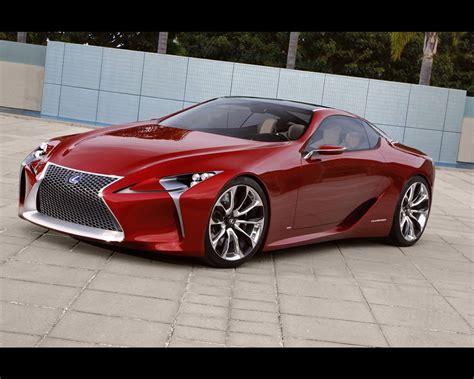 lexus 2 door sports car lexus lf lc hybrid 2 2 sport coupe design concept 2012