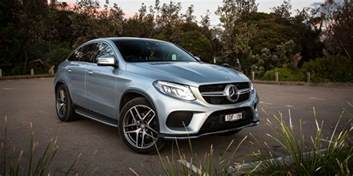 Mercedes Gle Coup 2016 Mercedes Gle 350d Coupe Review Caradvice