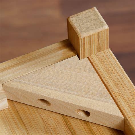 wooden chair corner braces niko 4 drawer dresser epoch design