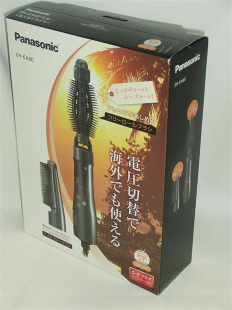 Panasonic Kurukuru Hair Dryer Eh Ka 50 V panasonic kurukuru curling hair dryer eh ka60 k black