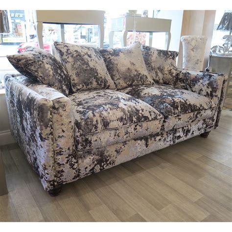 beige crushed velvet sofa beige crushed velvet sofa catosfera net