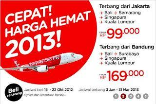 Promo Tiket Pesawat Air Asia harga tiket pesawat air asia terbaru promo 2013 info terbaru