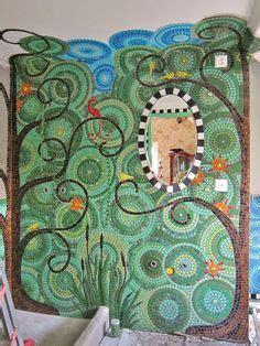 badezimmerwand malerei ideen miau lisamiau auf