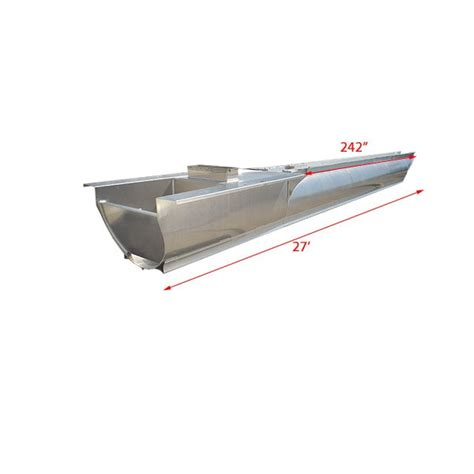 pontoon transom aluminum pontoon transom pictures to pin on pinterest