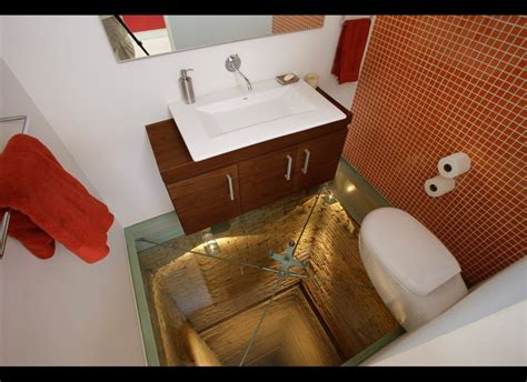 scariest bathrooms in the world mexican penthouse has toilet suspended above 15 story elevator shaft photos huffpost