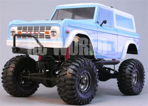 Ford Bronco Rc Rock Crawler by Ford Bronco Rc Rock Crawler