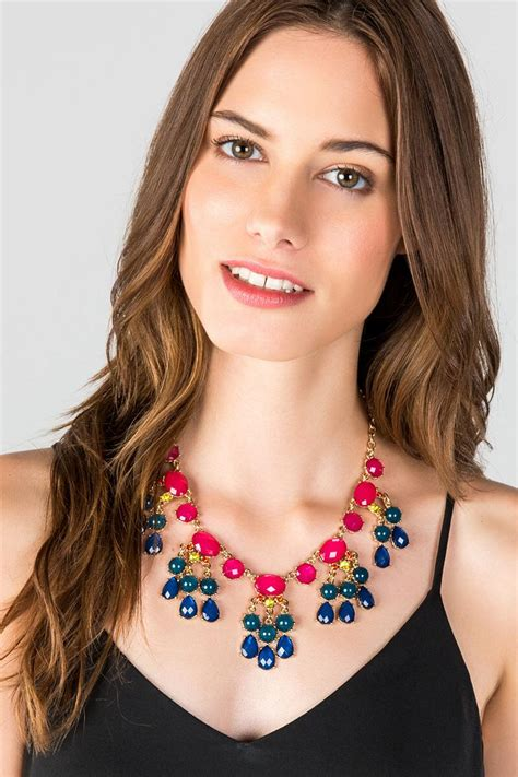 Irenza Blouse firenza statement necklace s