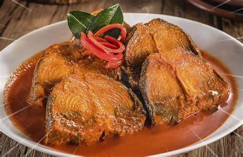 bumbu ikan tongkol asam padeh khas masakan rumah makan