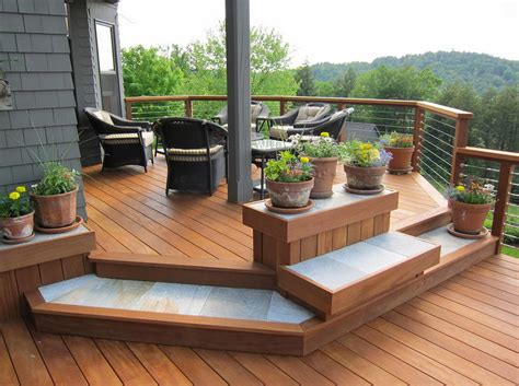 patio deck vcg construction deck versus patio 3 ways to choose