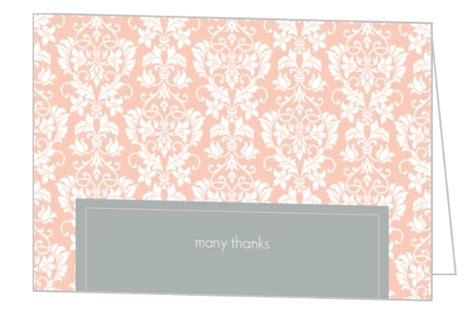 Thank You Card For Bridal Shower Gift - bridal shower thank you card wording etiquette sayings messages