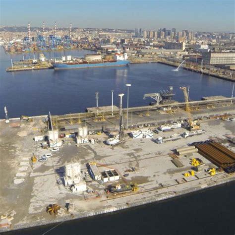 terminal porto napoli porto di napoli terminal containers acquatecno