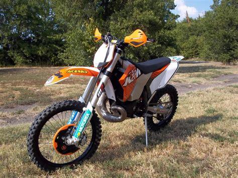 Ktm Trail Bikes For Sale 2011 Ktm 300 Xcw Dirt Bike For Sale On 2040 Motos