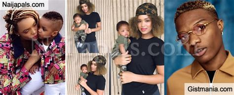 Rok Wizzy again wizkid s second babymama binta diallo calls him out for neglecting their ayo
