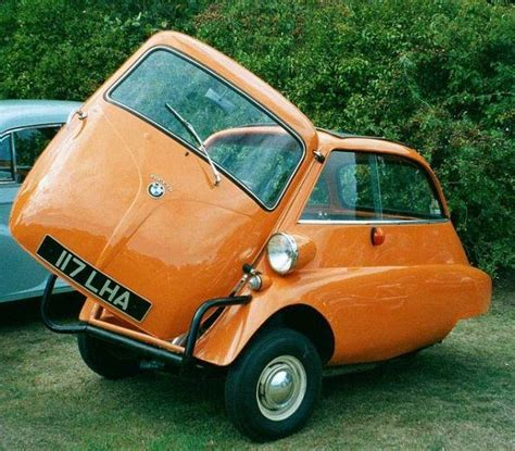 Isetta Auto by 10 Classic Cars Microcars Of The Past And