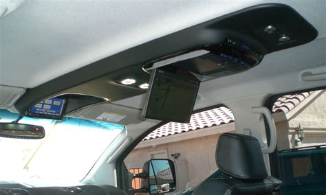 2009 acura black front roof console truck overhead storage console search road
