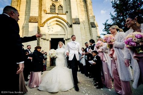 Real Chic Bride Yainee Alonso Marries Baseball Pro Manny