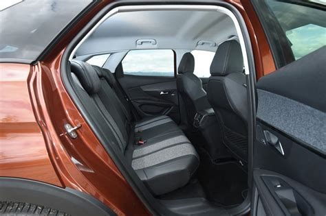 peugeot 3008 interior seat new peugeot 3008 suv 2016 review pictures auto express