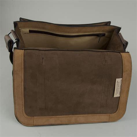 Handmade Leather Satchels Uk - small satchel henry tomkins