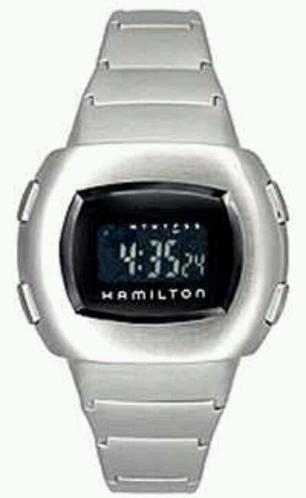 Hamilton Pulsar 1000 images about on