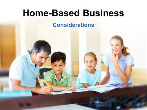 the home based business basics hubcfo