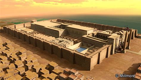 How To Decorate Home Temple by Rebuilding Ancient Egyptian Temples In 3d