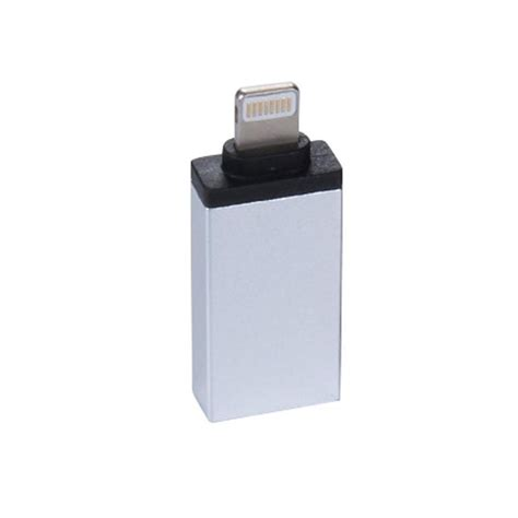 Usb Otg Iphone 5 8 pin to usb otg adapter lightning cable for