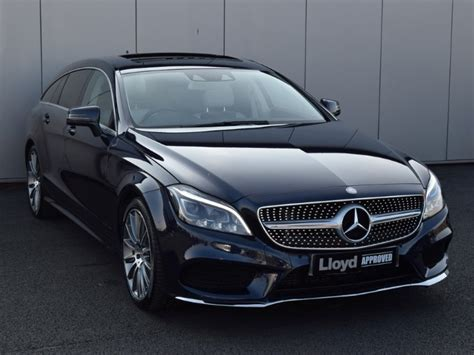 mercedes benz cls  cdi shooting brake amg  premium automatic