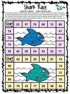 printable comparing numbers games 1000 images about comparing numbers on pinterest