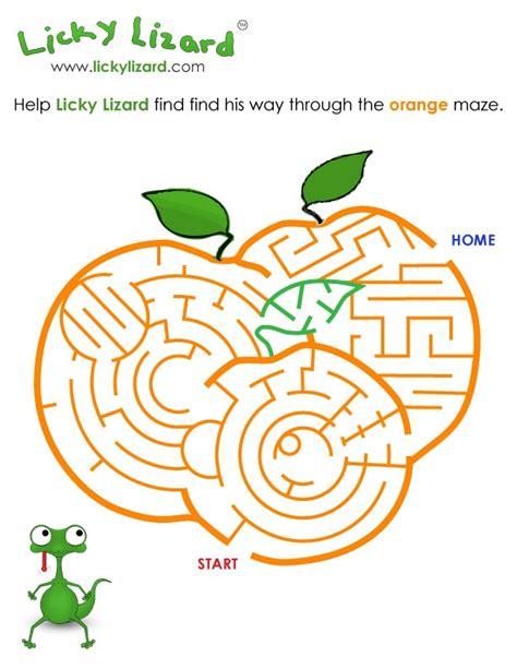 printable lizard maze 17 best images about mazes on pinterest maze nu est jr