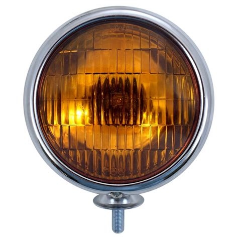Fog Lights by Chrome Vintage Fog Light 12v