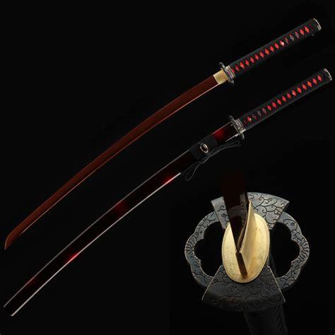 Real Handmade Katana - samurai sword sharp authentic japanese katana sword ebay