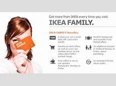 IKEA Family Membership Canada: Free Coffee, Chance to win ... Ikea Coupons And Discounts