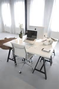 Dual Desk Home Office Dual Desk Home Office And Studio Pinterest