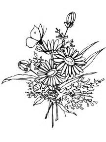 pictures of flowers to color flowers coloring pages minister coloring