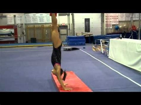 setting drills for tumbling more snap downs drill to keep legs together setting