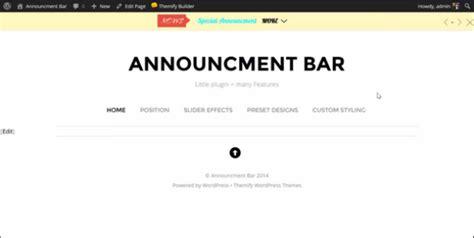 wordpress top bar plugin 12 best notification bar plugins for wordpress dev code geek