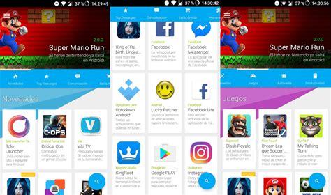 download layout uptodown uptodown criar sua pr 243 pria loja de aplicativos android