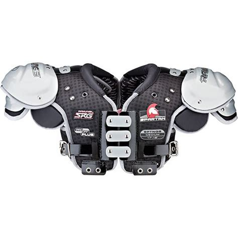 Kickers Safety 003 rawlings sptnqb spartan shoulder pad 2x large sporting