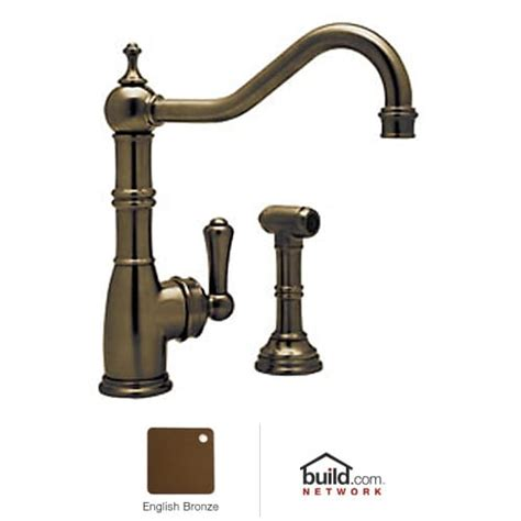 Rohl Kitchen Faucet Parts by Rohl U 4746 2 English Bronze Perrin And Rowe Low Lead
